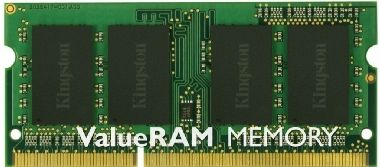 ROZBALENO Kingston 2GB SO-DIMM DDR3 1333MHz / CL9 / SR X16  / rozbaleno