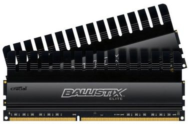Crucial Ballistix Elite 16GB(2x8GB) / DDR3 / 2133MHz / PC3-17000 / CL11-11-11-27 / 1.65V / XMP