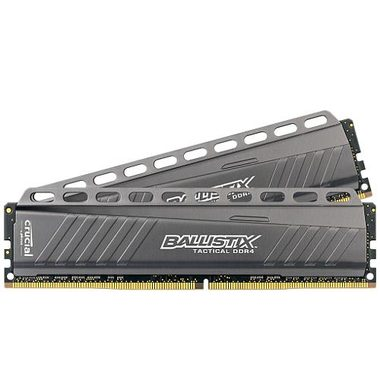 Crucial Ballistix Tactical 8GB(2x4GB) / DDR4 / 3000MHz / CL15 / 1.35V / Single Ranked x8