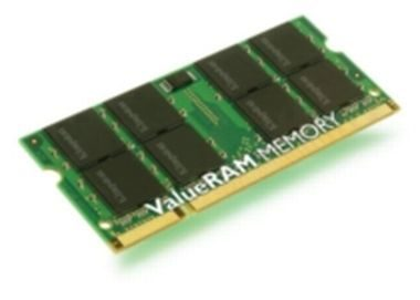 Rozbaleno - KINGSTON SODIMM 2GB 667MHz DDR2 Non-ECC CL5 / rozbaleno