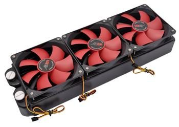 AIREN RedAqua Radiator 360mm High / 396 x 120 x 46 mm
