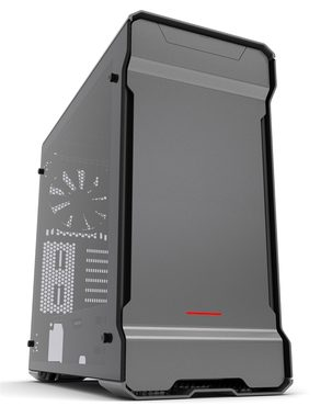 Phanteks Enthoo Evolv ATX Tempered Glass Anthacite / E-ATX / 2x USB 3.0 / 3x 140mm / Průhledná bočnice