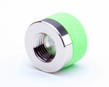 PrimoChill RevolverSX Coupler OD 13mm - UV Green