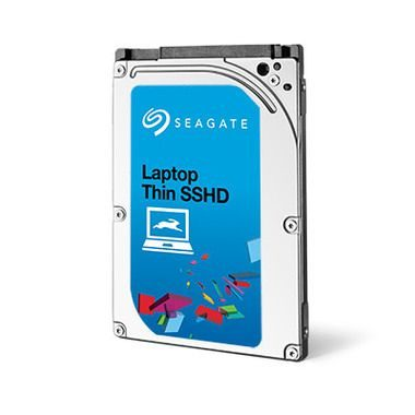 "Bazar - Seagate Laptop Thin SSHD 500GB / 2.5"" / SATA III / 5400 rpm / 64MB cache / Interní"