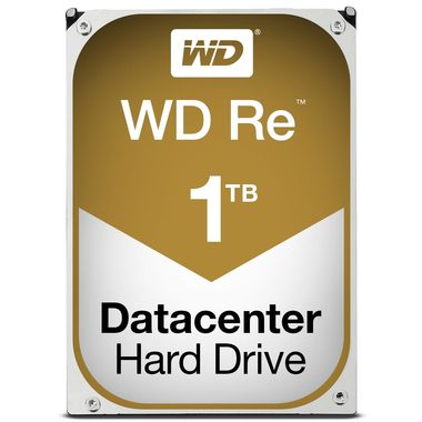 "WD Re 1TB / HDD / 3.5"" SATA III / 7 200 rpm / 128MB cache / 5y"