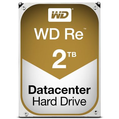 "WD Re 2TB / HDD / 3.5"" SATA III / 7 200 rpm / 128MB cache / 5y"
