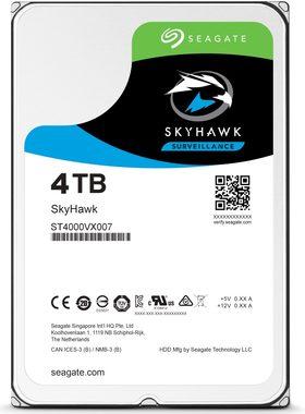 """SEAGATE SkyHawk 4TB / HDD / 3.5"""" SATA III / 5 900 rpm / 64MB cache / 3y"""