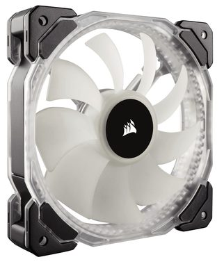 Corsair HD120 RGB LED / 120mm / Hydraulic / 30dB @ 1725RPM / 92.4m3h / 2.25mm H2O / 7 - 13.2V / 4-pin