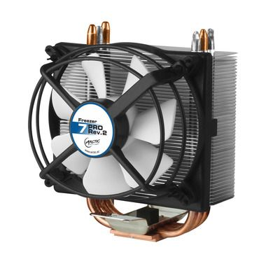 Bazar - ARCTIC Freezer 7 PRO / 92 mm / Fluid Dynamic Bearing / 0.5 Sone @ 2200 RPM / Intel + AMD