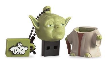 Rozbaleno - Tribe 16GB STARWARS Yoda The Wise / Flash Disk / USB 2.0 / rozbaleno