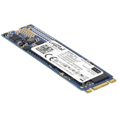 Crucial M.2 MX300 275GB / 6Gbps / M.2 2280SS (NGFF) / 530MBs / 500MBs / 55.000 IOPS / 83.000 IOPS
