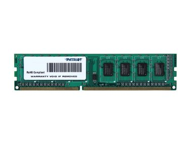 Patriot 2GB / DDR3 / PC3-12800 / 1600MHz / CL11 / 1.5V