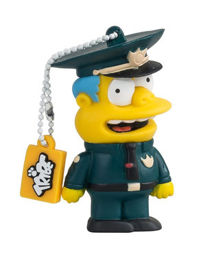 Tribe 8GB USB SIMPSON Chief Wiggum / Flash Disk / USB 2.0