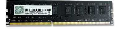 G.Skill Value 4GB (1x4GB) 1600MHz / DDR3 / 11-11-11-28 / 1.5V