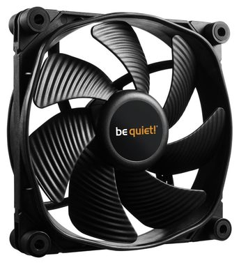 be quiet! Silent Wings 3 120mm high-speed černá / 120mm / Fluid Dynamic Bearing / 28.6dB @ 2200RPM / 73.3CFM / 3-pin