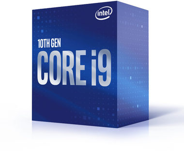 Intel Core i9-10900 @ 2.8GHz / TB 5.2GHz / 10C20T / 20MB / UHD Graphics 630 / 1200 / Comet Lake / 65W