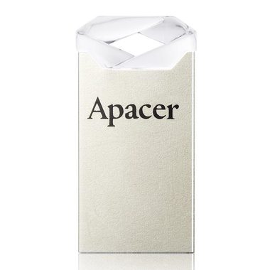 Apacer AH111 64GB stříbrná / USB flash disk / USB 2.0