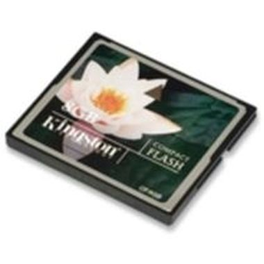 KINGSTON 8GB CompactFlash Card