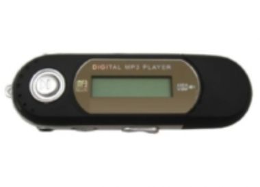 MP3 Player USB Volcano - 4GB - MP-113