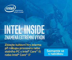 INTEL GAMING PACK / DO 31. 10. 2016 / Rainbow Six Siege + Warface + World of Tanks