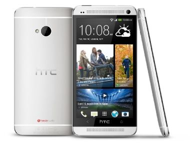 "HTC ONE (M7) / 4.7"" Full HD / 2GB RAM / 32GB / NFC / LTE / Android 4.1 / stříbrný"