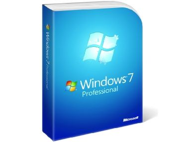 Windows 7 Professional / 64-bit česká lokalizace / licence OEM / médium DVD / SP1