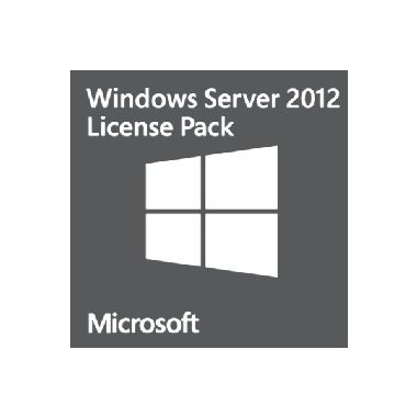 Windows Server CAL 2012 English 1pk OEM 5 Clt User CAL