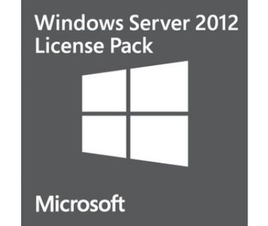 Windows Server CAL 2012 English 1pk OEM 1 Clt User CAL