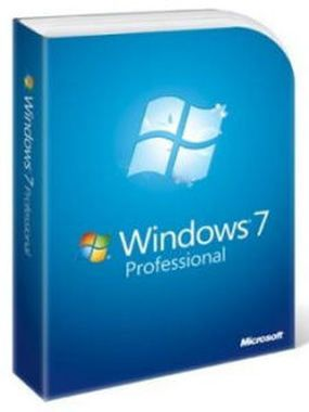 Windows 7 Professional / 32-bit česká lokalizace / licence OEM / médium DVD / SP1