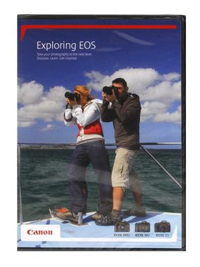 CAMERA EXPLORING EOS DVD