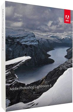 Adobe Lightroom v6 EN / 1 PC  / Win a OS X / Nová licence / BOX