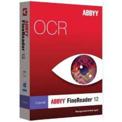 ABBYY FineReader 12 Corporate / Konkurenční licence / Vol. purchase (11-25 lic.)
