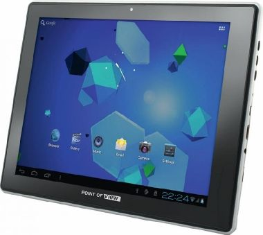"POINT OF VIEW ProTab2 / 9.7"" MultiTouch/  Cortex A8 1.2GHz / 1 GB / 8GB / Wi-Fi / microSD / HDMI / Android 4"