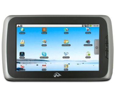 "POINT OF VIEW Tablet PC / 16GB/ 7"" Touch / Wi-Fi/ Micro SD / Android 2.1/ CZ / Bazar"