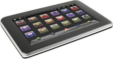 "POINT OF VIEW PlayTab PRO/  7"" / 800 x 480 / 1.2GHz / 512 MB / 4GB / Wi-Fi / Kamera / Micro SD/ HDMI/ Android 4 / Bazar"