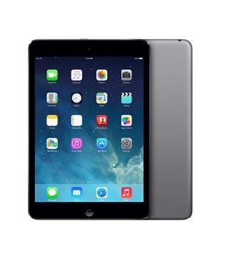 Apple iPad mini s RETINA 32GB / Wi-fi / 10h výdrž / 2x kamera  / A7 chip / space grey