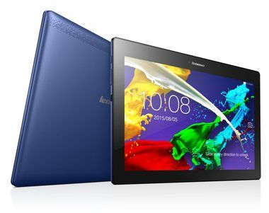 "Lenovo IdeaTab2 A10-70 / 10.1"" IPS / 1920x1200 / Quad-Core 1.5GHz / 16GB / 2GB RAM / Android 4.4 / modrá"