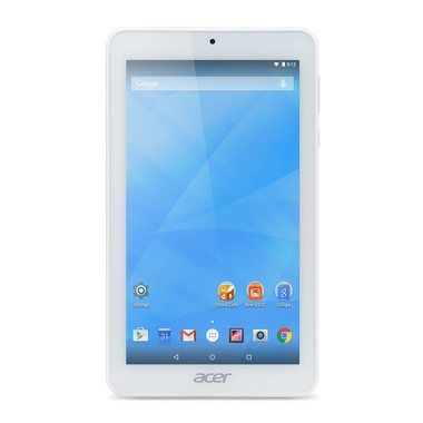 "Acer Iconia Tab One 7 (B1-770) / 7"" IPS / MediaTek MT8127 1.3GHz / 1GB / 16GB / GPS / Android  5.0 / bílá"