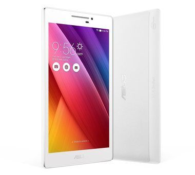 "ASUS ZenPad 7 / 7"" IPS / Intel Atom x3-C3200 / 2GB / 16GB / 1280x800 / IPS / Android 5.0 / bílá + audio Case"