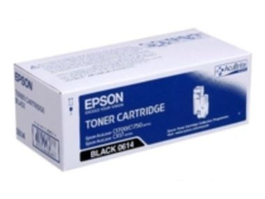 EPSON toner S050614 C1700/C1750/CX17 (2000 pages) black