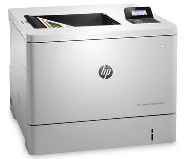HP Color LaserJet Enterprise M553n / barevná / A4 / 38/38 ppm A4 / USB2 / LAN RJ45