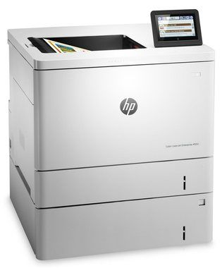 HP Color LaserJet Enterprise M553x / barevná / A4 / 38/38 ppm A4 / USB2 / LAN RJ45 / Duplex