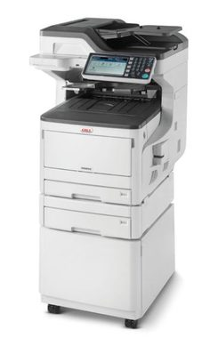 OKI MC853dnct / barevná LED / A3 / 23-23 ppm / USB / LAN / (Print / Scan / Copy / Fax)