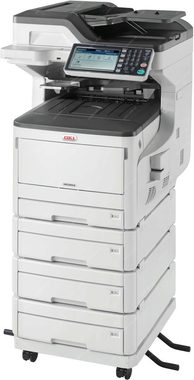 OKI MC853dnv / barevná LED / A3 / 23-23 ppm / USB / LAN / (Print / Scan / Copy / Fax)