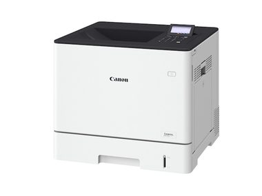 Canon i-SENSYS LBP710Cx - A4 / color / LAN / Duplex / 33ppm / PCL / PS3 / 9600 x 600 /USB
