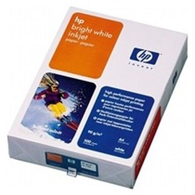 HP C1825A Bright White InkJet Paper, A4, 500ks