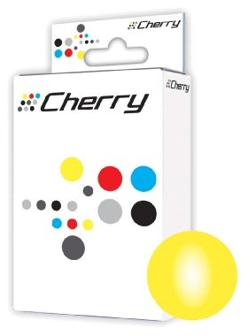 Cherry 940XL alternativní cartridge s čipem / HP OfficeJet Pro 8000 / 25 ml / Žlutá