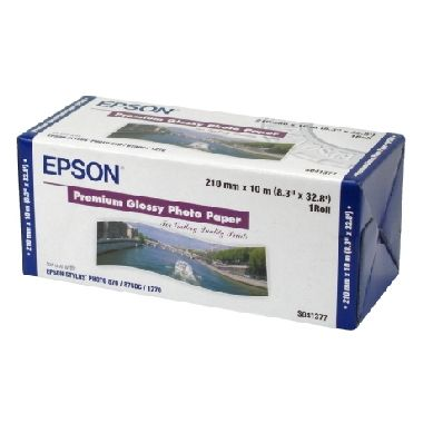 EPSON Premium Glossy Photo Paper Roll / Role / 210 mm / 10m