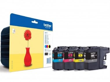 Brother originální inkoust LC-121VALBP / Brother DCP-J152W / MFC J470DW / Multipack / CMYK