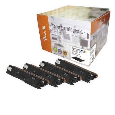 Peach Remanufactured TN-326 alternativní toner / DCP-L8450  / 4.000/3x3500 stran / MultiPack